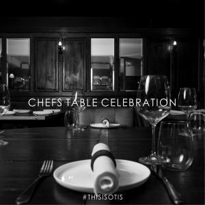 chefs table celebration otis dining hall