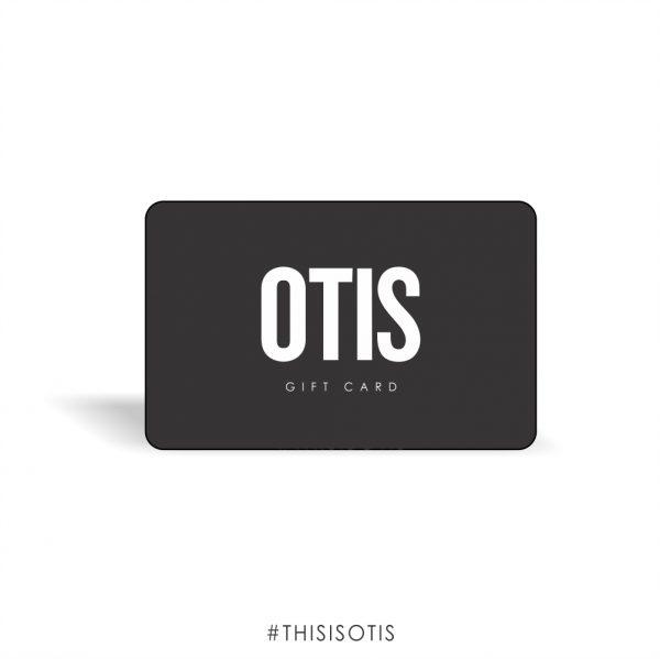 OTIS fine dining gift card