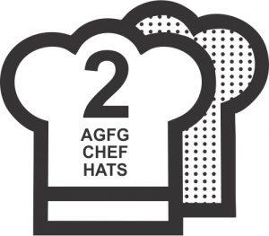 OTIS 2 Chef Hat logo